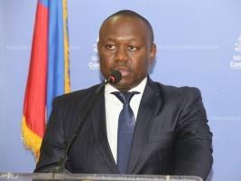 iciHaïti - Politique : Installation du nouveau Secrétaire d'État à la communication