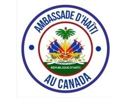 iciHaiti - NOTICE : Reopening of the Embassy of Haiti in Canada