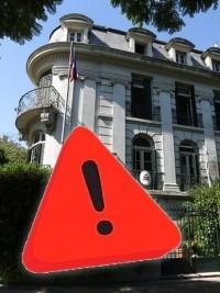 iciHaiti - Argentina : Bomb threat at the Embassy of Haiti