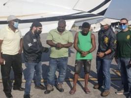 Haïti - FLASH : Deux criminels haïtiens transférés aux USA
