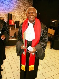 iciHaiti - France : The Haitian Protestant community mourns the death of Pastor Morel Frézumé