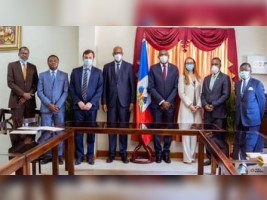 Haïti - Crise : L'OIF en Haïti à la recherche d'une solution durable