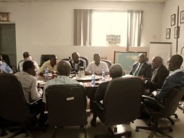 iciHaiti - Agriculture :Towards the development of land downstream of the Marion Dam