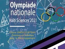 iciHaïti - Éducation : 2ème édition des Olympiades nationales Haïti-Sciences'2021