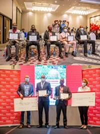 iciHaïti - Digicel : Liste des lauréats de la 4ème édition de «Konbit pou chanjman»
