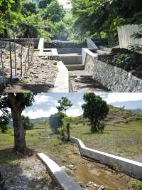 iciHaïti - La Source : Suivi des travaux sur la rivière de «Les Anglais»