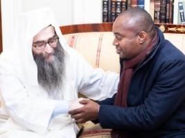 iciHaïti - New-York : Le Rabbi Yoshiyahu Yosef Pinto promet d'apporter son aide au peuple haïtien