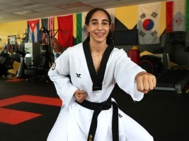 iciHaïti - J.O Tokyo 2021 : Aliyah Shipman représentera Haïti en Taekwondo