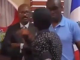 Haïti - FLASH : Enlèvement en direct de 4 personnes lors d'un service religieux (Vidéo)