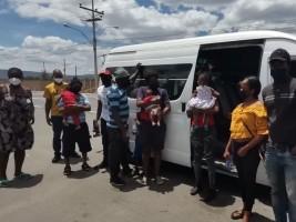 iciHaïti - Honduras : 15 citoyens haïtiens arrêtés pour transit illégal