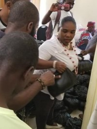 iciHaiti - Croix-des-Bouquets : A generous gesture from the town hall to its employees