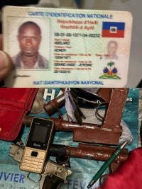 iciHaiti - Croix-des-Bouquets : Release of a hostage from the hands of his captors
