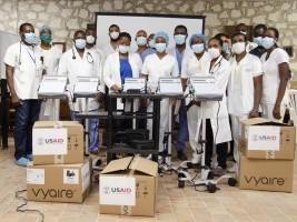 Haïti - Santé : L'USAID forme 2,500 agents de santé