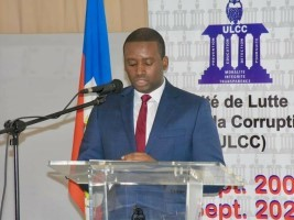 iciHaiti - Denial : The DG of the Anti-Corruption Unit victim of slander