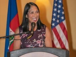 iciHaiti - USA : The Ambassador of the United States in Haiti is leaving