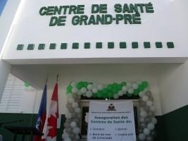 iciHaïti - Nord : Inauguration du nouveau Centre de Santé à Grand-Pré