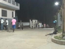 iciHaïti - Vallière :  Jovenel Moïse inaugure la microcentrale d'énergie solaire de Vallière