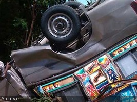 iciHaiti - Road report : Murderous week on Haitian roads