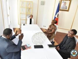 iciHaïti - Paris : Catholique, protestant et vaudouisant haïtiens à la même table