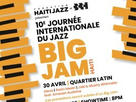 iciHaiti - NOTICE: 10th International Jazz Day at the Quartier Latin Brasserie