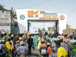 iciHaiti - Cap-Haitien : The agro-gastronomic and craft fair attracts thousands of visitors