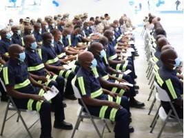 iciHaiti - PNH : 200 technicians including police officers, graduates in vehicle maintenance and repair