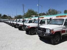 iciHaïti - Santé : Bilan du Centre Ambulancier National (AVRIL 2021)