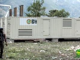 iciHaiti - Promise : Towards the inauguration of the Saint-Raphaël power plant