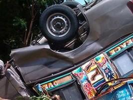 iciHaiti - Road report : 38 accidents at least 132 victims