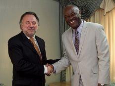 Haïti - Politique : Sorel Jacinthe rencontre le Chef de la Minsutah