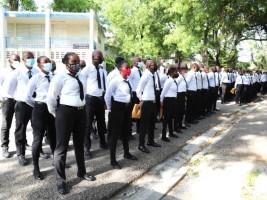 iciHaïti - PNH : Entrée de la 31ème promotion