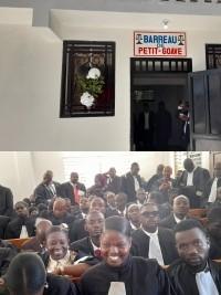 iciHaïti - Petit-Goâve : Fête de la Saint-Yves et inauguration du nouveau local du barreau