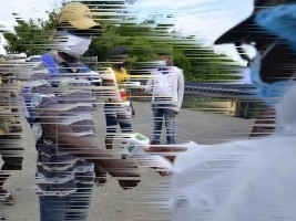iciHaïti - COVID-19 : Renforcement du protocole sanitaire du marché frontalier de Dajabón avec Haïti