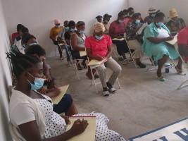iciHaïti - FAO : Formation au profit de 4,000 chefs de famille vulnérables