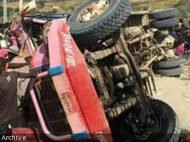 iciHaïti - Bulletin routier : 18 accidents au moins 62 victimes