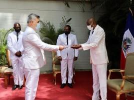 iciHaiti - Diplomacy : New Russian Ambassador accredited to Haiti