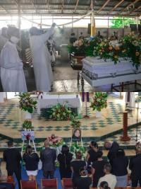 iciHaïti - Nécrologie : Dernier hommage du Ministère de l'intérieur