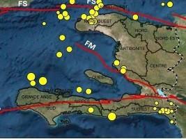 Haïti - Bulletin sismique : Hausse de 34% des séismes en Haïti (mai 2021)