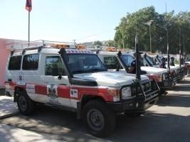 iciHaïti - Santé : Bilan du Centre Ambulancier National (mai 2021)
