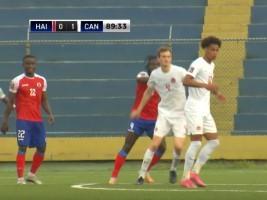 Haïti - Qatar 2022 éliminatoire : Haïti défait [1-0] par le Canada en match aller (Vidéo)