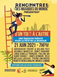 iciHaiti - Culture : Meetings of World Musics virtual not to be missed on the Internet