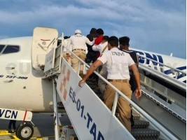 iciHaïti - Migration : 91 haïtiens expulsés du Mexique