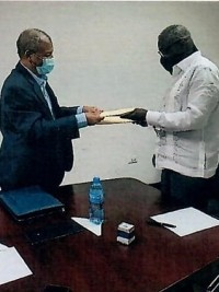 iciHaiti - Defense/UEH : Creation of a Research Center in Sciences and Technological Innovations