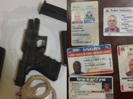iciHaiti - PNH : Arrest of 2 actively wanted bandits