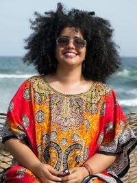 iciHaiti - UNESCO : Dominican plastic artist Michelle Ricardo in artistic residency at the Art Center