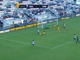 iciHaïti - Gold Cup 2021 : Nos Grenadiers écrasent St Vincent et les Grenadines [6-1]