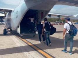 iciHaïti - Sécurité : L'armée évacue le personnel de l'Ambassade dominicaine en Haïti