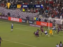iciHaiti - Gold Cup 2021 : The Grenadiers bow to the USA [1-0]