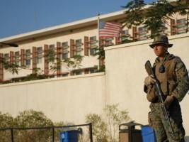 iciHaïti - Insécurité : Les USA ont envoyé des militaires pour renforcer la sécurité de leur Ambassade