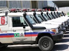 iciHaïti - Santé : Bilan du Centre Ambulancier National (juin 2021)